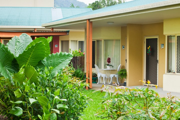 Rental Retirement Villages | New Horizons Villas Cairns